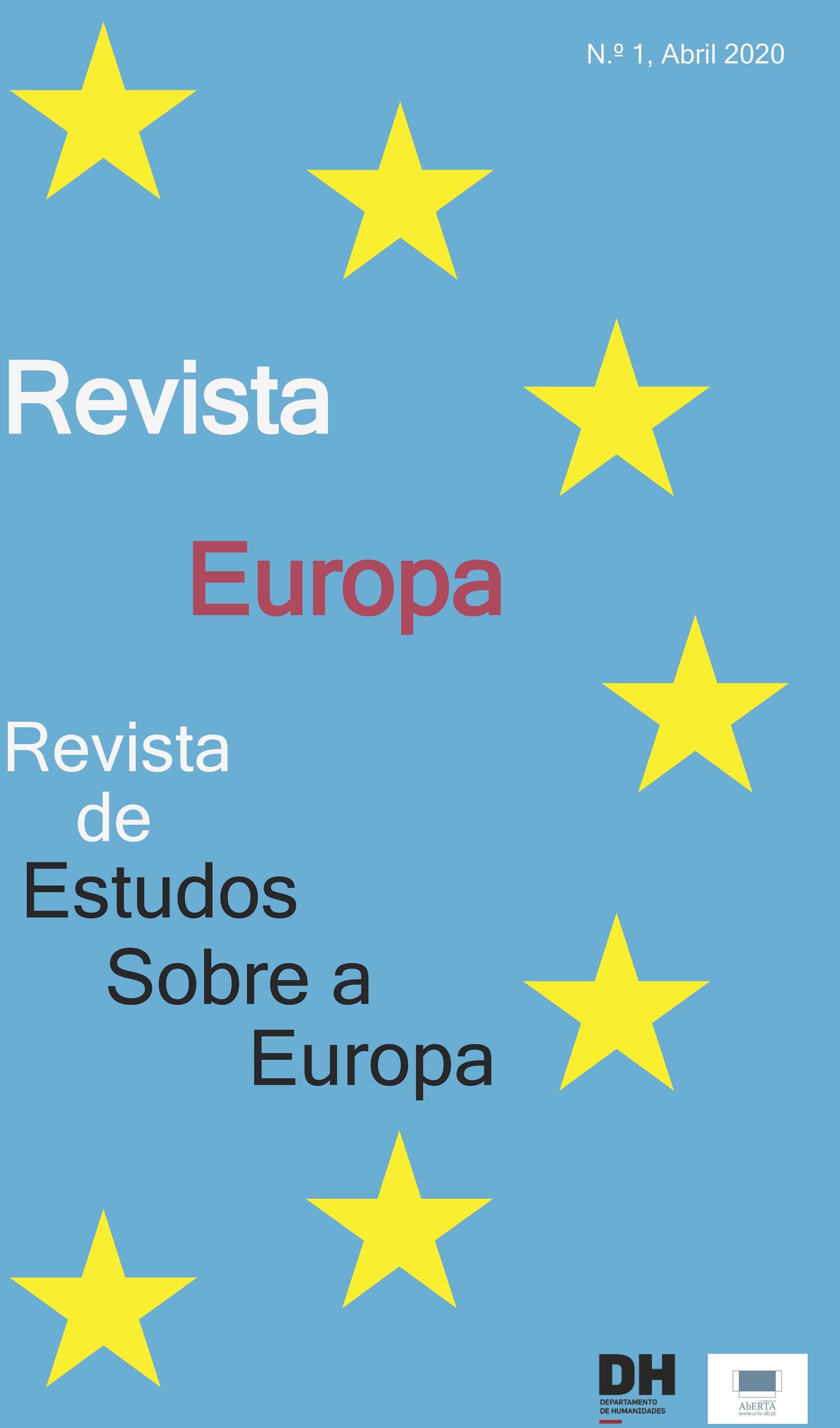 Revista Europa, revista de Estudos sobre a Europa